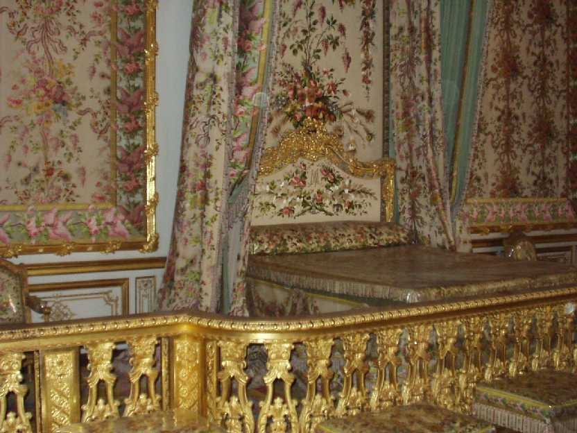 Palazzo di versailles - Letto versailles ...